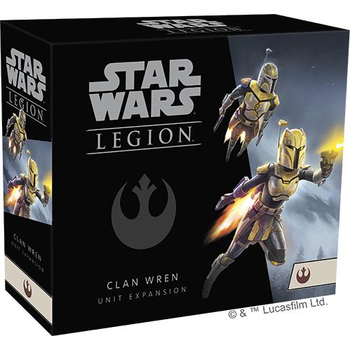 Star Wars Legion: Clan Wren Expansion