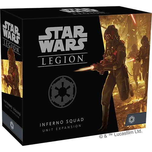 Star Wars Legion: Inferno Squad Expansion