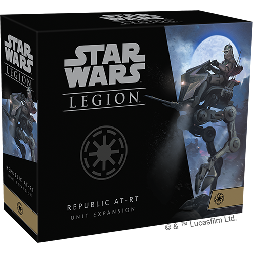Star Wars Legion: Republic AT-RT Expansion