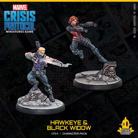 Hawkeye and Black Widow: Crisis Protocol