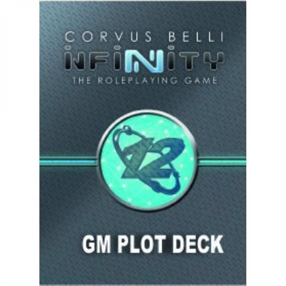 Infinity: GM Plot Deck