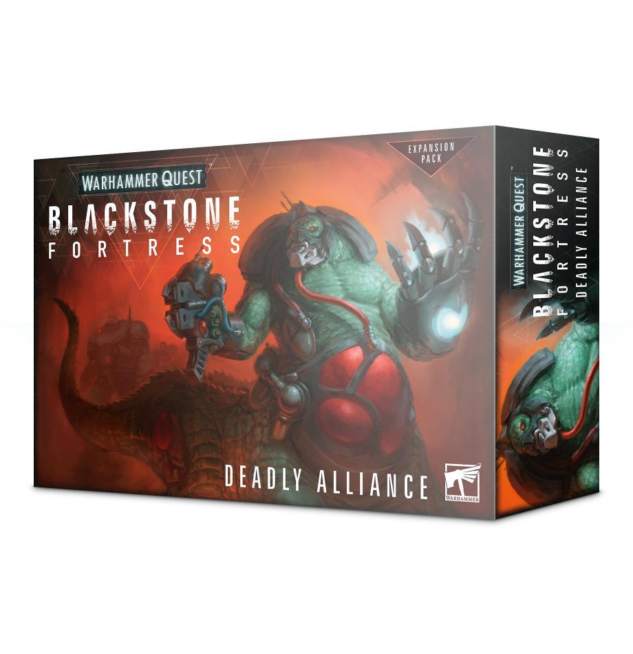 Blackstone Fortress: Deadly Alliance (English)