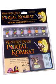 Munchkin Quest: Portal Kombat