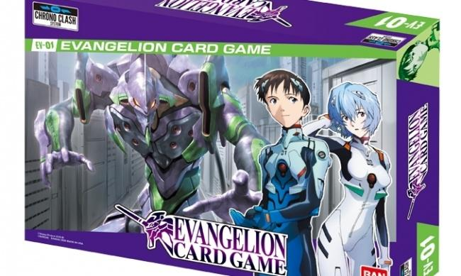 Evangelion Card Game EV01
