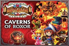 SDE: Caverns of Roxor