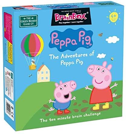 BrainBox Adventures of Peppa Pig