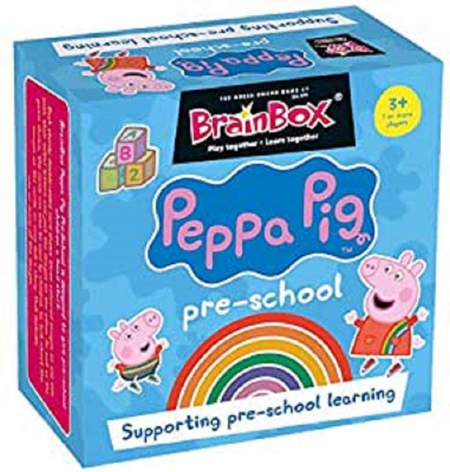 BrainBox First Peppa Pig