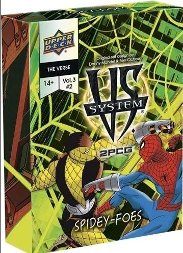 VS System 2PCG: Spidey-Foes