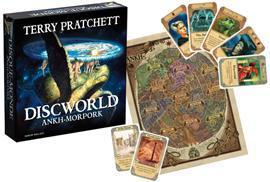 Ankh Morpork: A discworld Boardgame