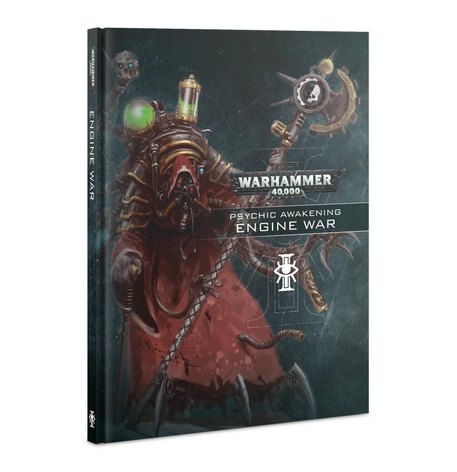 Psychic Awakening: Engine War (English)