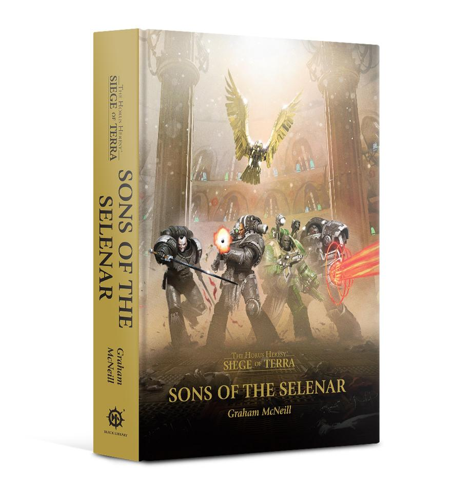 Horus Heresy: Sons of the Selenar (Hardback)