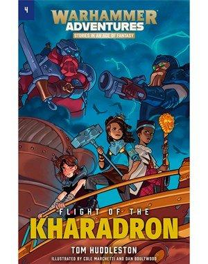 Realm Quest: Flight of the Kharadron (Paperback)