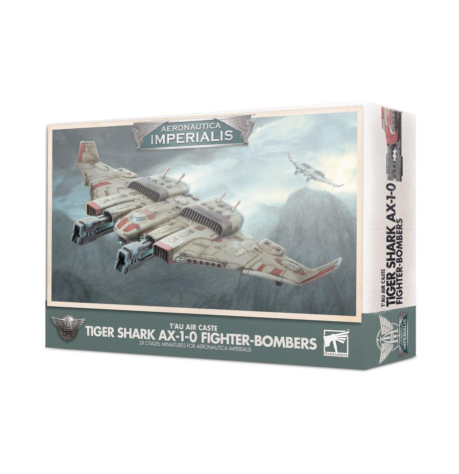 Aeronautica Imperialis: T'au Tiger Shark Ax-1.0 Fighter-Bomb