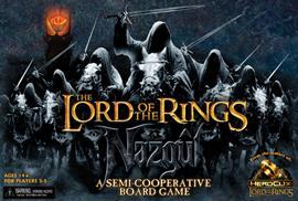 LOTR: Nazgul Boardgame