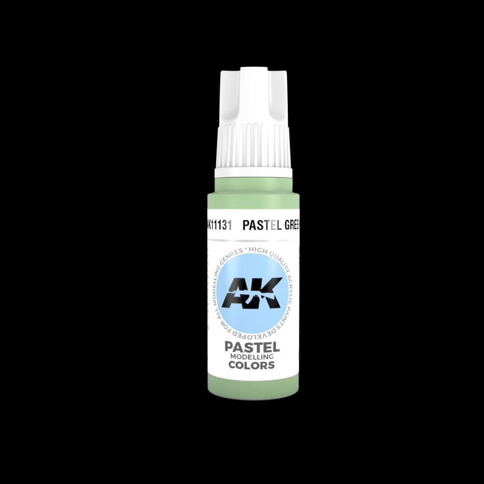 AK Acrylic - Pastel Green 17ml