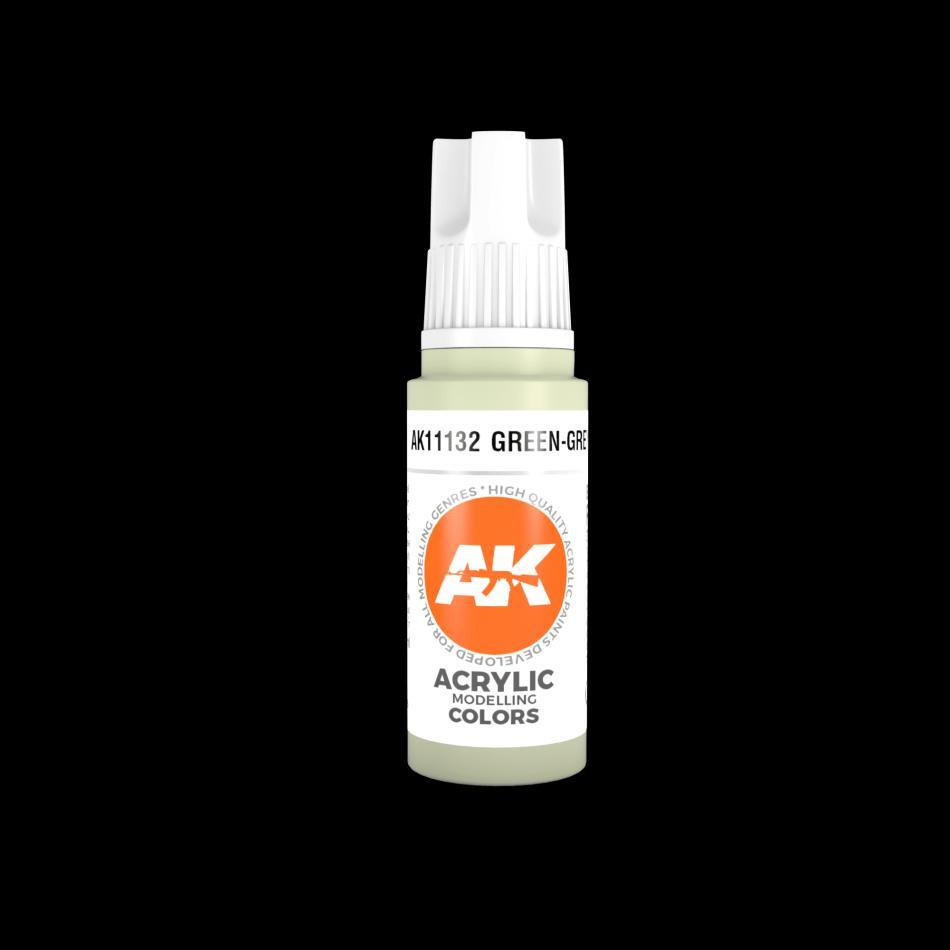 AK Acrylic - Green-Grey 17ml