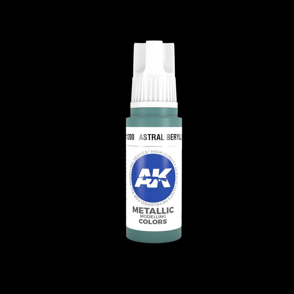 AK Acrylic - Astral Beryllium 17ml
