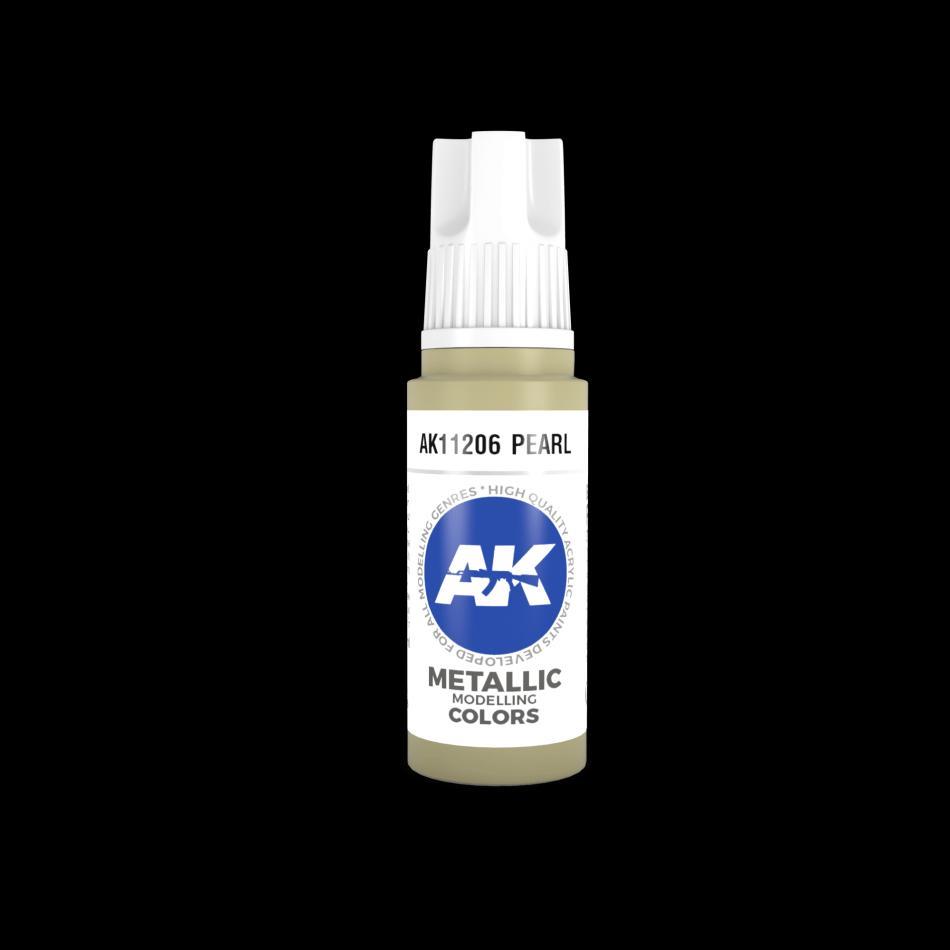 AK Acrylic - Pearl 17ml
