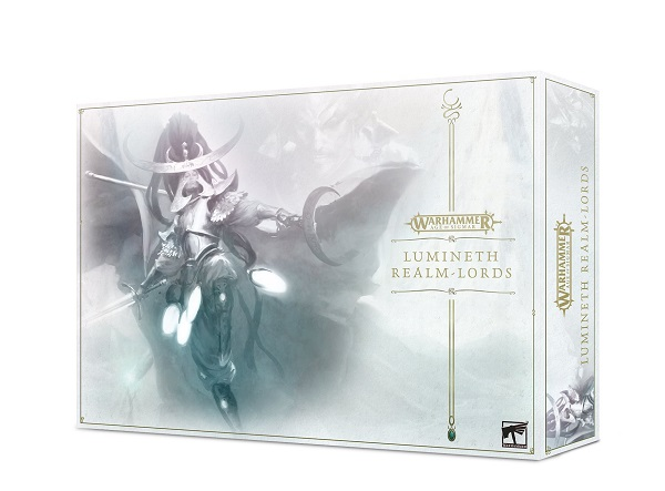 Lumineth Realm-Lords Launch Set (English)