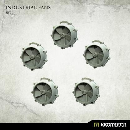Industrial Fans Set 1 (5)
