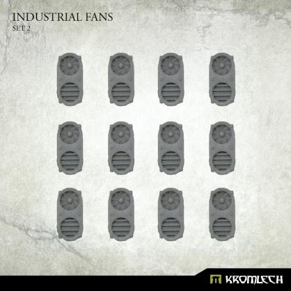 Industrial Fans Set 2 (12)