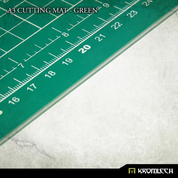 Cutting Mat A3 Green