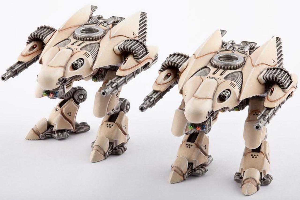 Enyo Siege Walkers / Hyperion Heavy Walkers