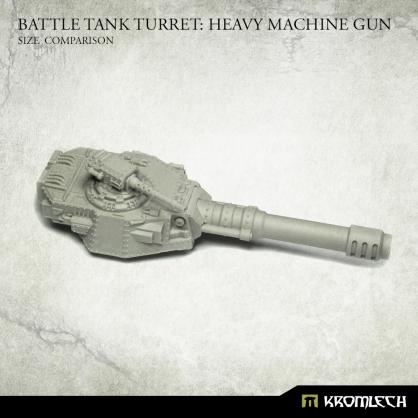 Battle Tank Turret: Heavy Machine Gun (1)
