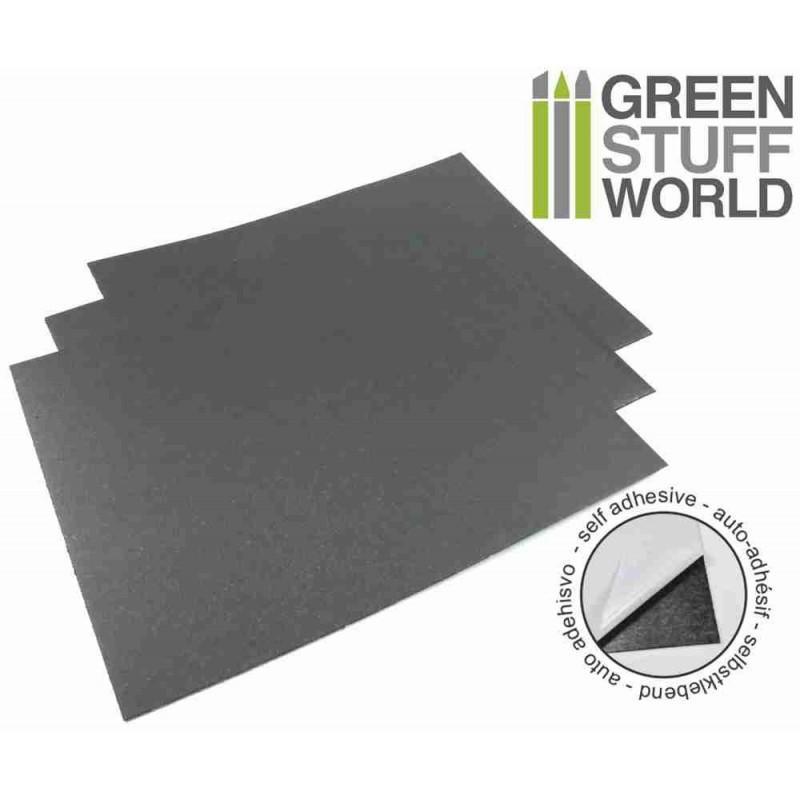 Rubber Steel Sheet - Self Adhesive