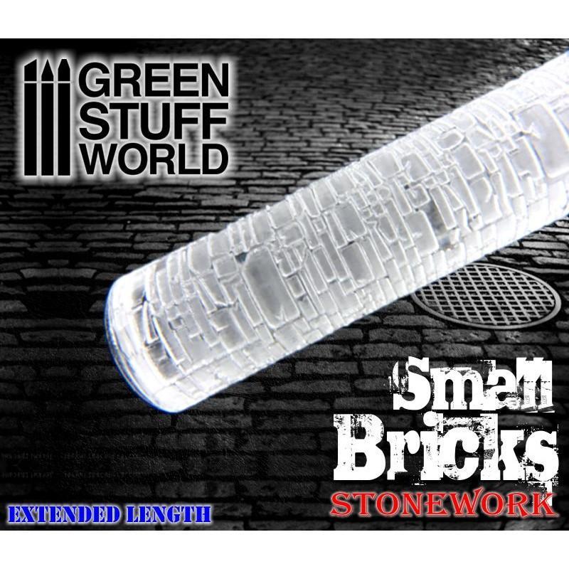 Rolling Pin Small Bricks 1376