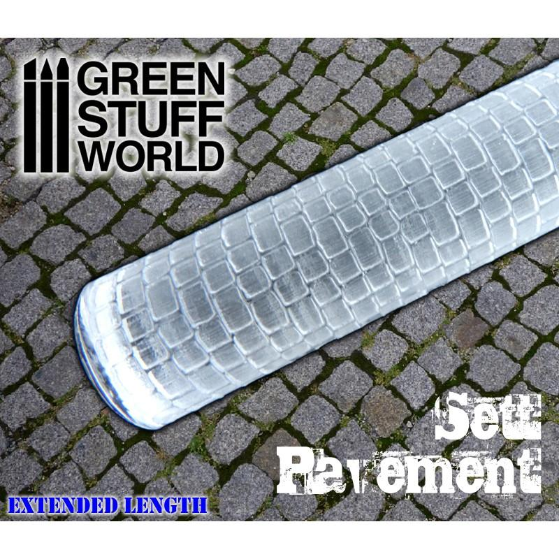 Rolling Pin Sett Pavement 1994