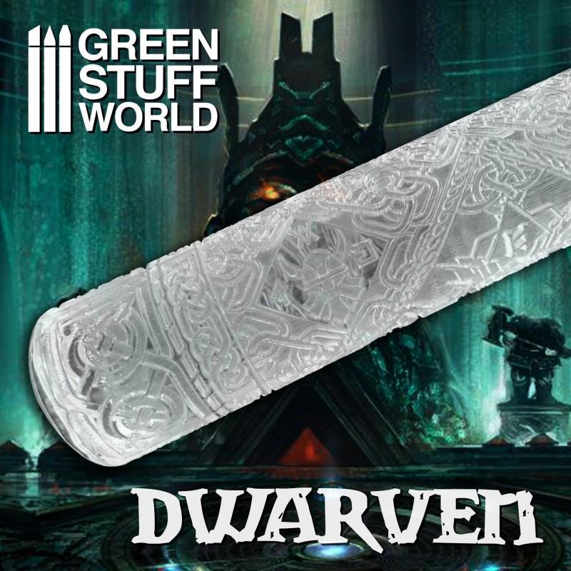 Rolling Pin DWARVEN 2386