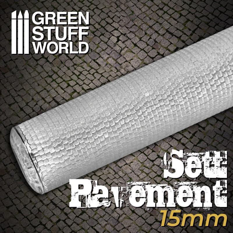 Rolling Pin Sett Pavement 15mm 2410