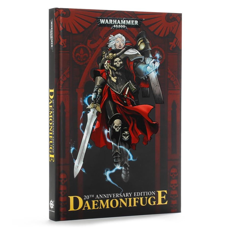 Daemonifuge Graphic Novel (Hardback)