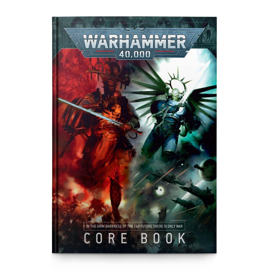 Warhammer 40,000: Core Book (English) (9th Edition)