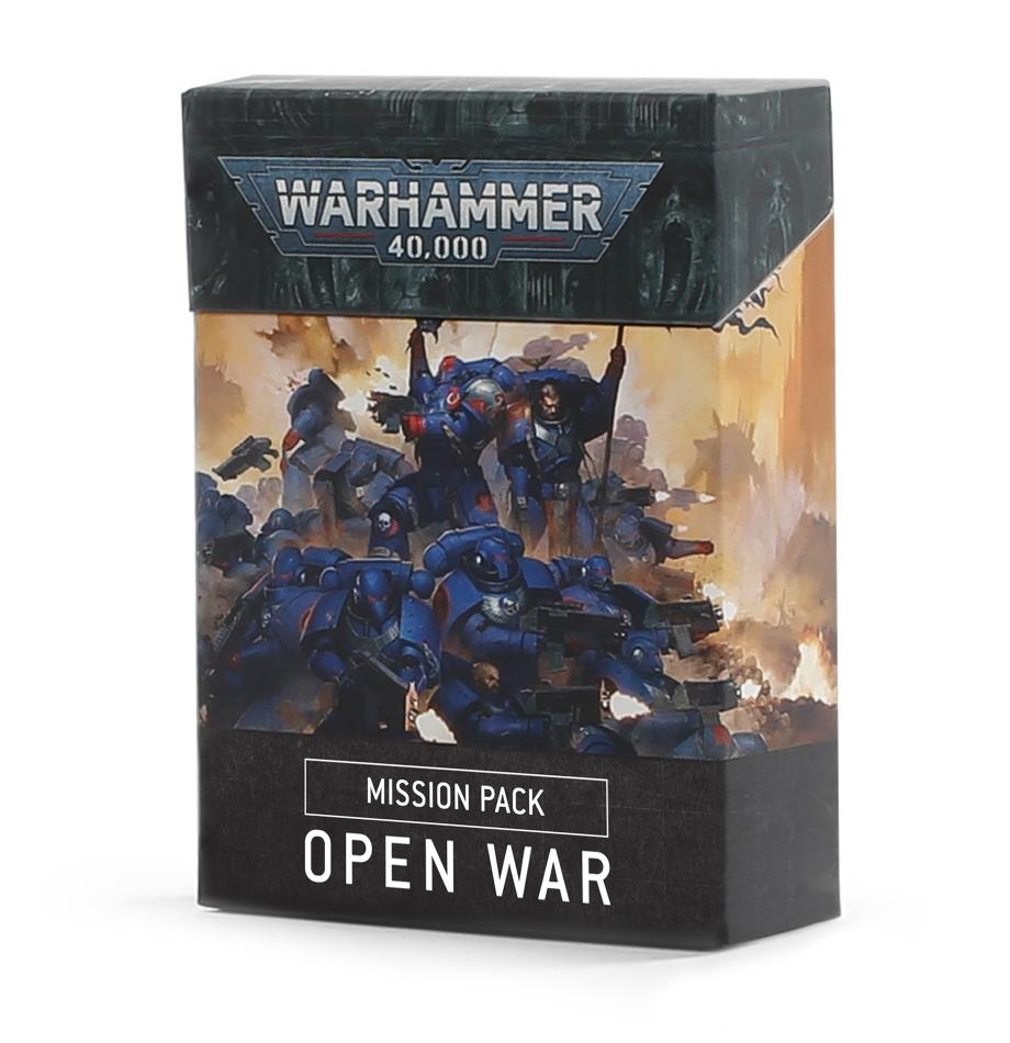 Warhammer 40,000: Mission Pack: Open War (English)