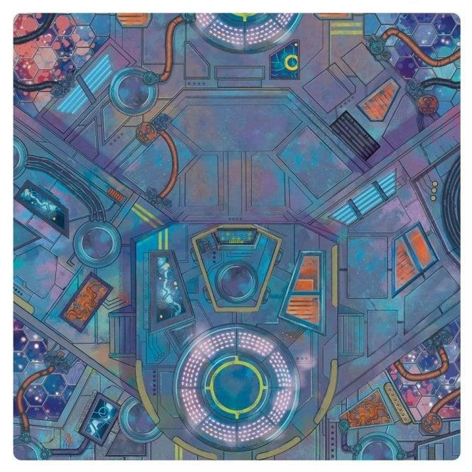 Marvel Crisis Protocol: Cosmic Game Mat