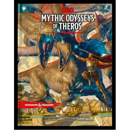 Mythic Odysseys of Theros: Dungeons & Dragons (DDN)