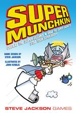 Super Munchkin Card Game (Colour)