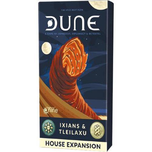 Ixians & Tleilaxu House Expansion: DUNE