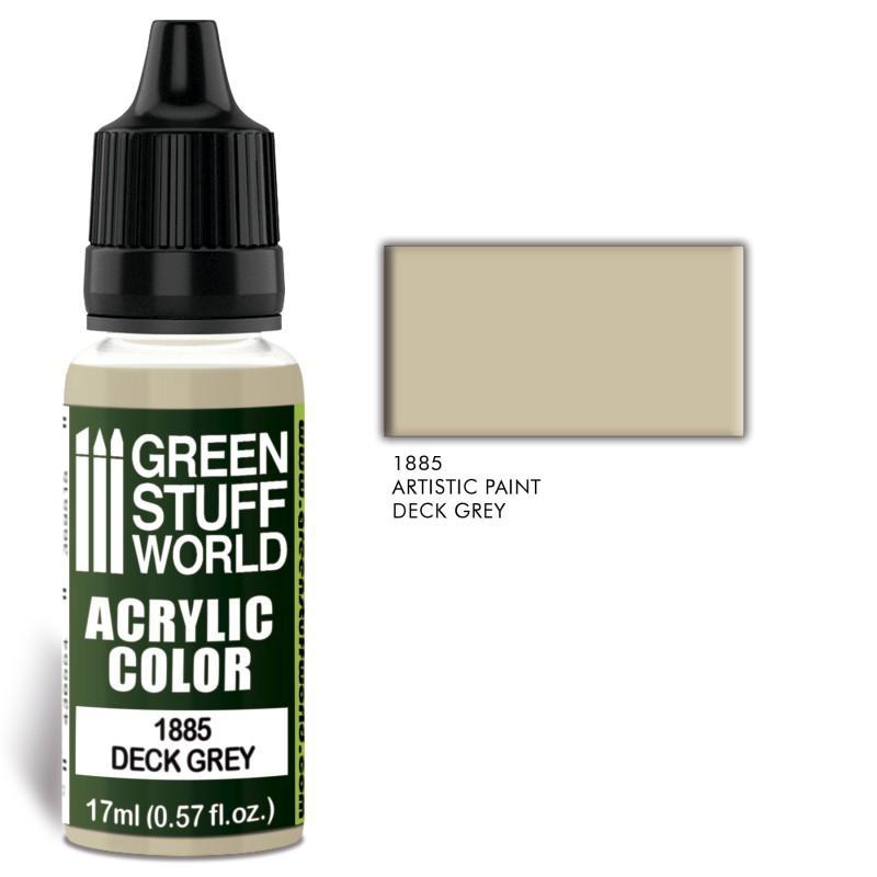 Acrylic Color DECK GREY