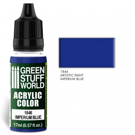 Acrylic Color IMPERIUM BLUE