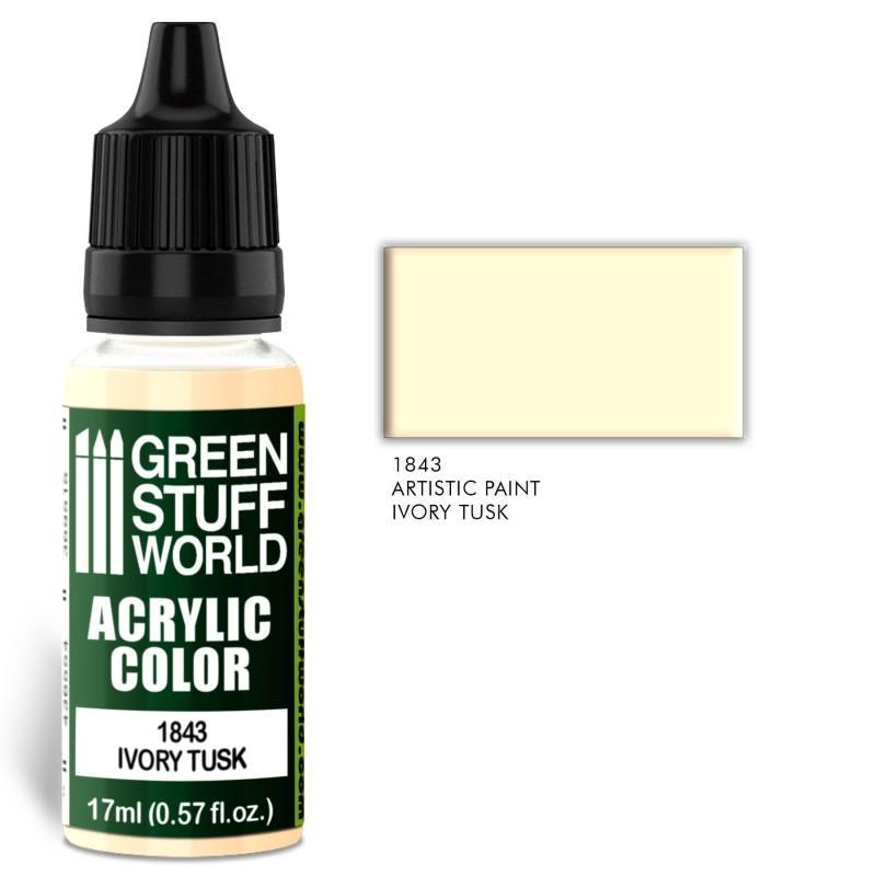 Acrylic Color IVORY TUSK