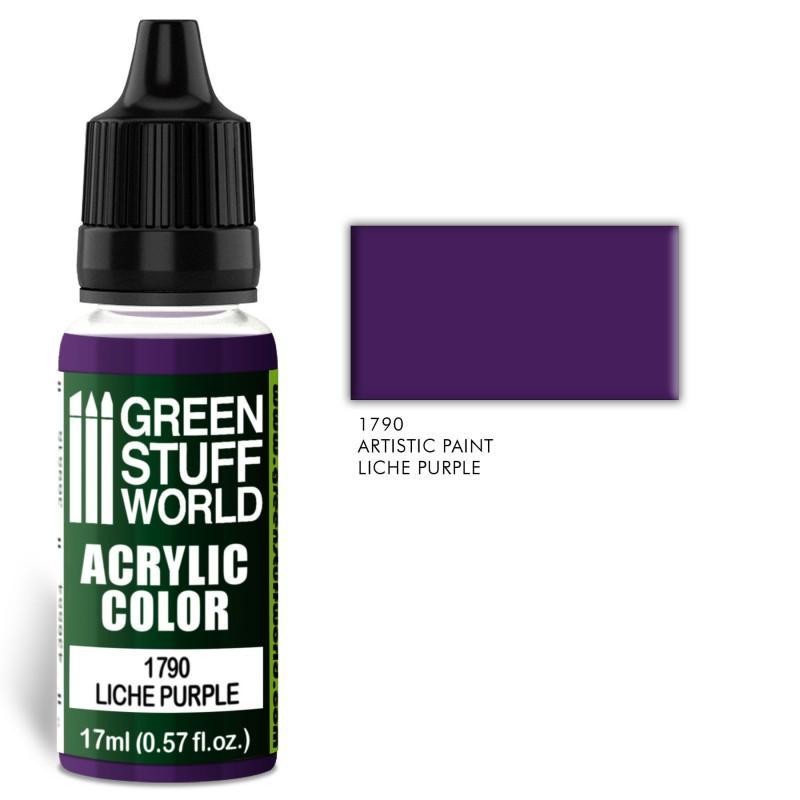 Acrylic Color LICHE PURPLE