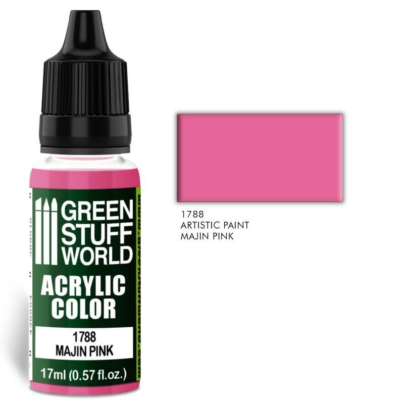 Acrylic Color MAJIN PINK