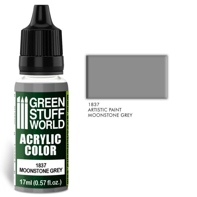 Acrylic Color MOONSTONE GREY