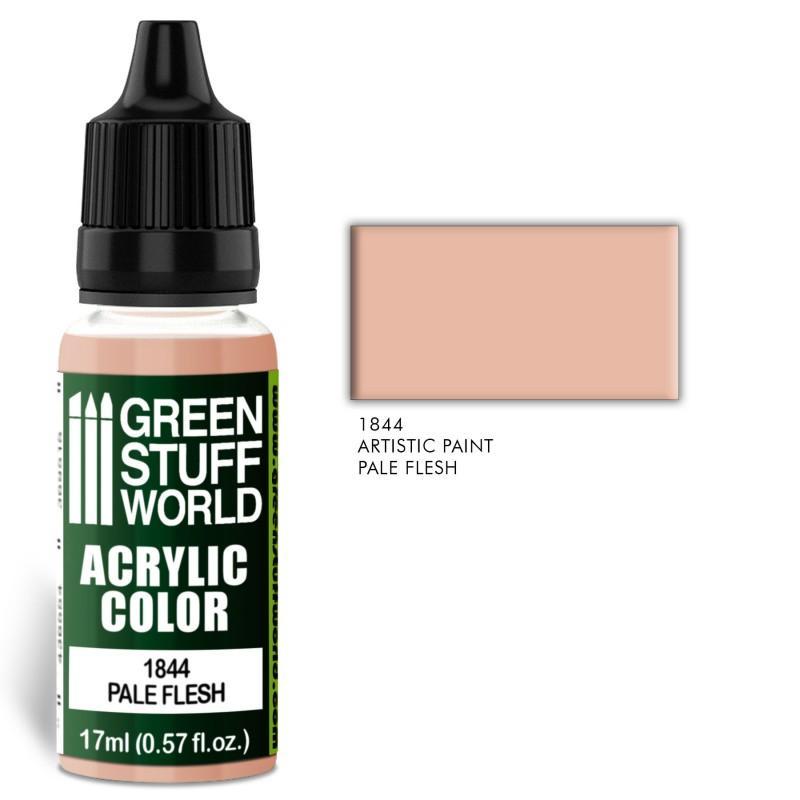 Acrylic Color PALE FLESH