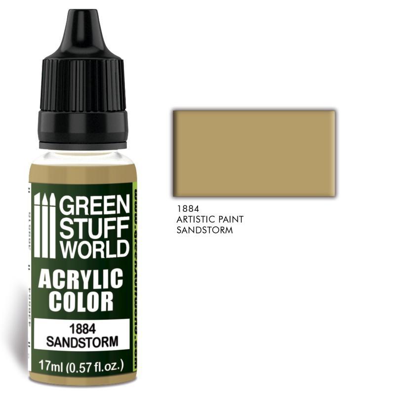 Acrylic Color SANDSTORM