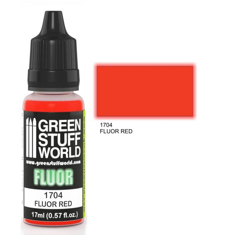 Fluor Paint RED [1704]