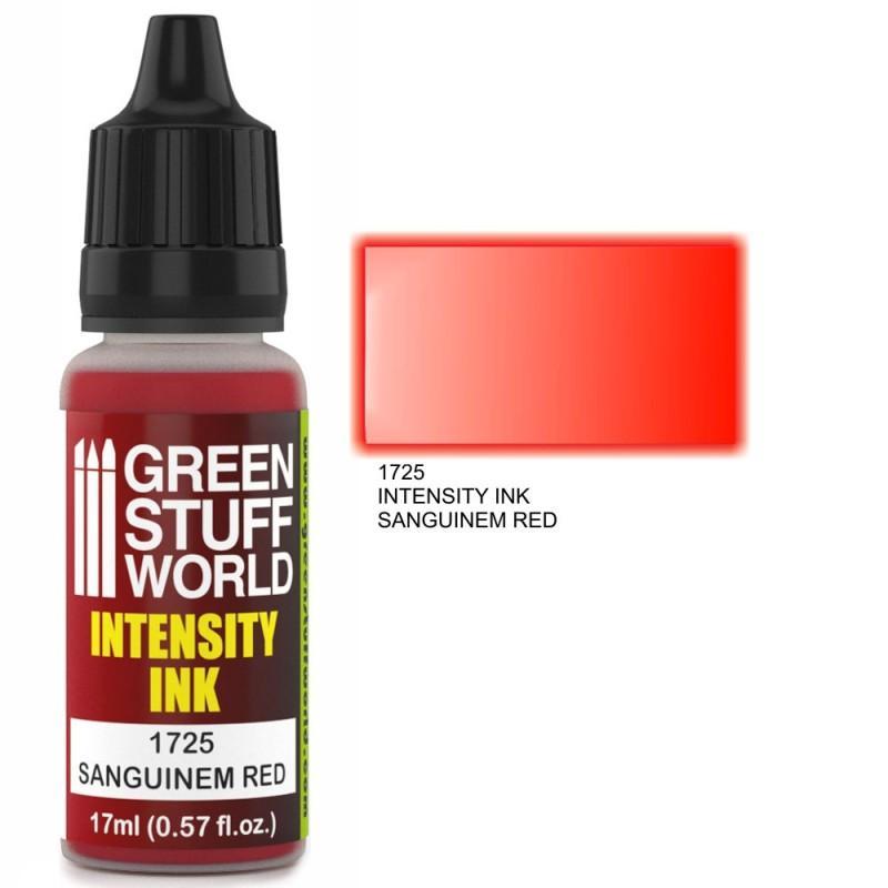 Intensity Ink SANGUINEM RED
